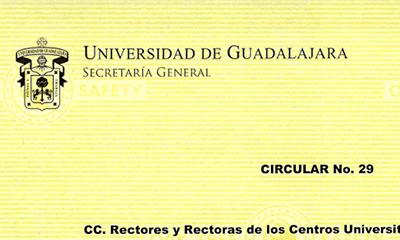 Circular Nº 29 – 2020