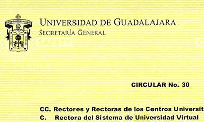 Circular Nº 30 – 2020