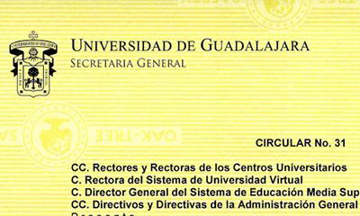 Circular Nº 31 – 2020