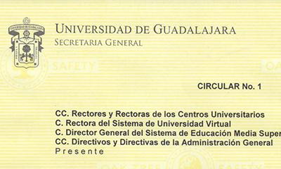 Circular Nº 01 – 2021