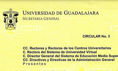 Circular Nº 03 – 2021